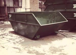 аренда контейнера 8 кубов