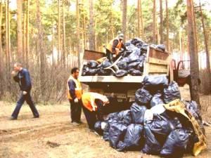 вyвоз мусора с грузчиками Москва
