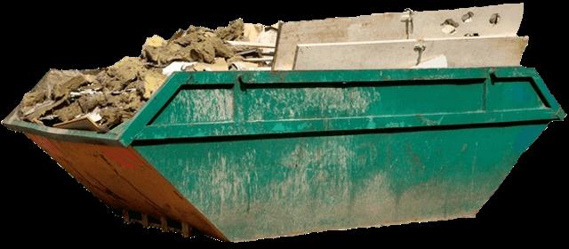 Демонтаж и вывоз мусора