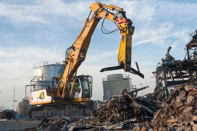 Демонтаж лоджии и вывоз мусора
