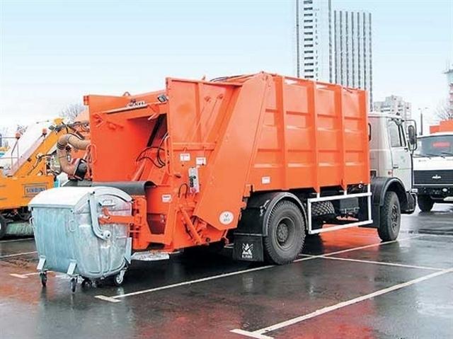 Организация вывоза мусора в частном секторе