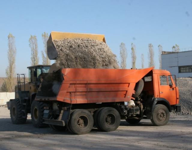 Вывоз мусора 10 тонн