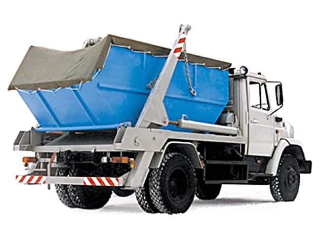 Вывоз мусора 20 тонн
