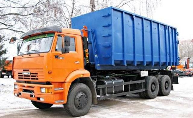 Вывоз мусора контейнером метро Строгино