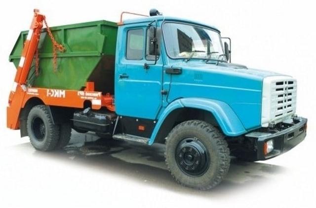Вывоз мусора контейнером в Бутово (в том числе СЕВЕРНОМ)