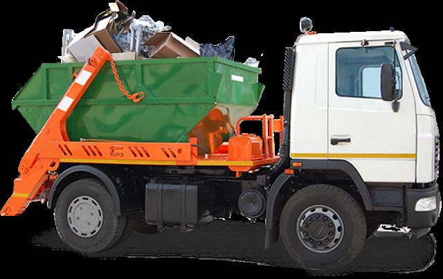 Вывоз мусора контейнером в ЦАО