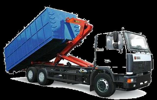 Вывоз мусора контейнером в СВАО