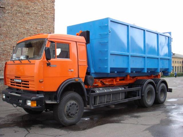 Вывоз мусора контейнером в ЮВАО