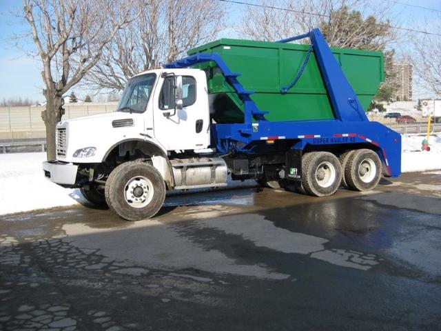 Вывоз мусора на Курской