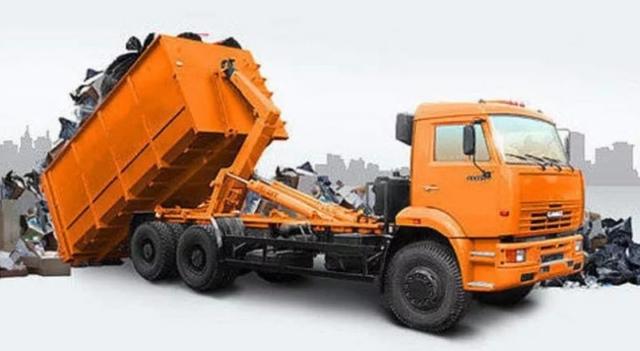 Вывоз мусора в Каширском районе