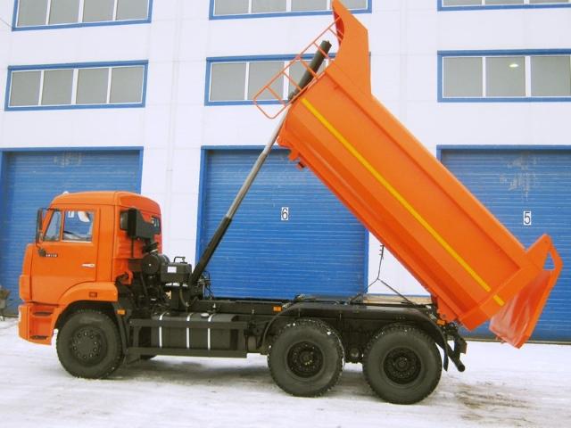 Машины для вывоза мусора