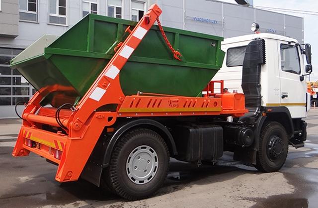 Вывоз и утилизация промышленного мусора