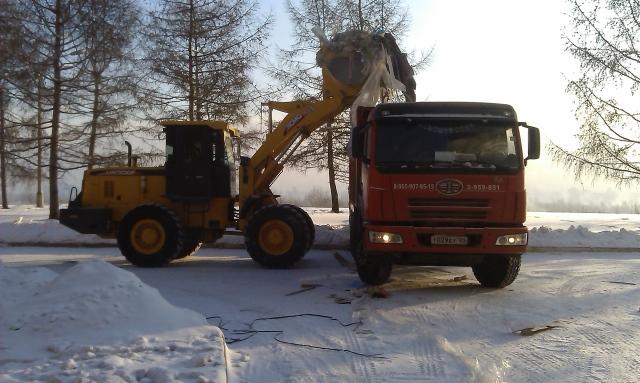 Вывоз мусора 20 куб в Москве