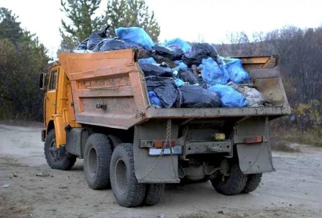 Вывоз мусора в Москва-Сити