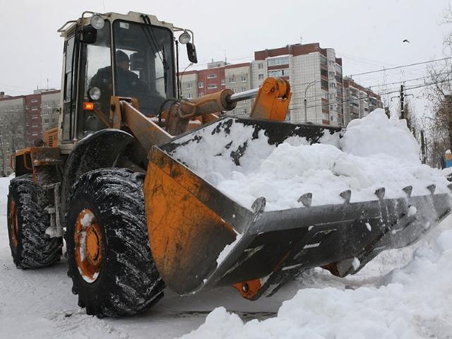 Вывоз мусора, бытовых отходов и снега