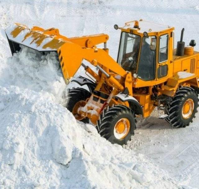Вывоз снега в Алтуфьево