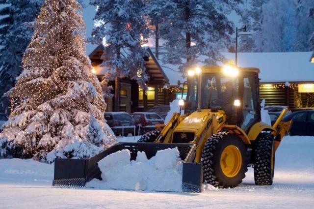 Вывоз снега в Чертаново