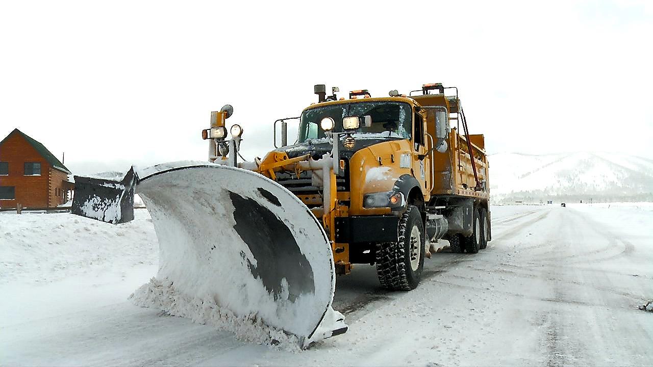 Вывоз снега в ВАО