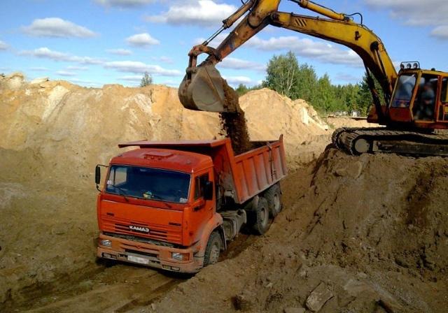 Вывоз грунта в Северном административном округе
