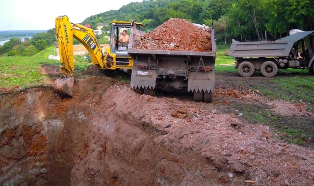 Вывоз грунта в Южном Чертаново