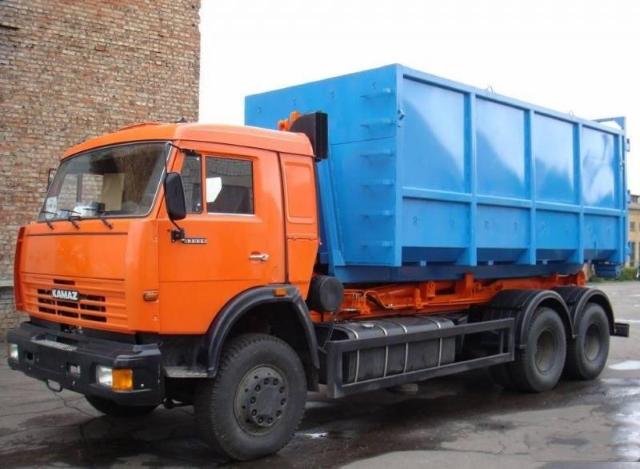 Вывоз мусора 27 м3 на Серпуховской