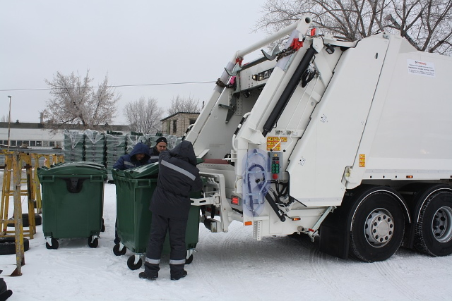 Вывоз мусор Деловой центр