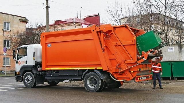 Вывоз мусор на Хорошёвской