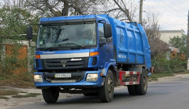 Вывоз мусора на Селигерской