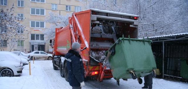 Вывоз мусора на Шелепихе