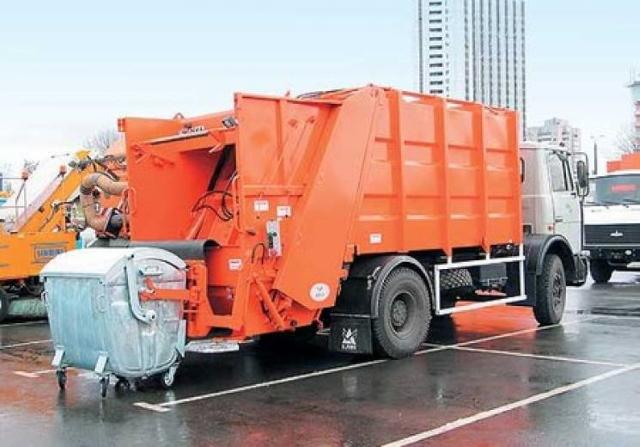 Вывоз мусора в Говорово